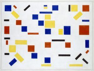 Artwork Leck & Mondriaan