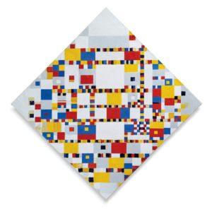Artwork Mondriaan de Stijl